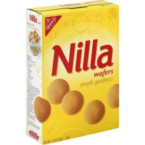 Nilla Wafers are a metaphor for racism.