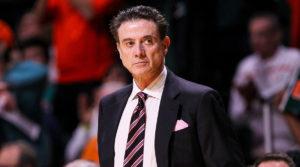 Rick Pitino, new Iona coach