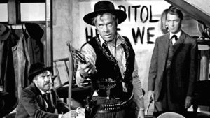 We may never know who shot Liberty Valance