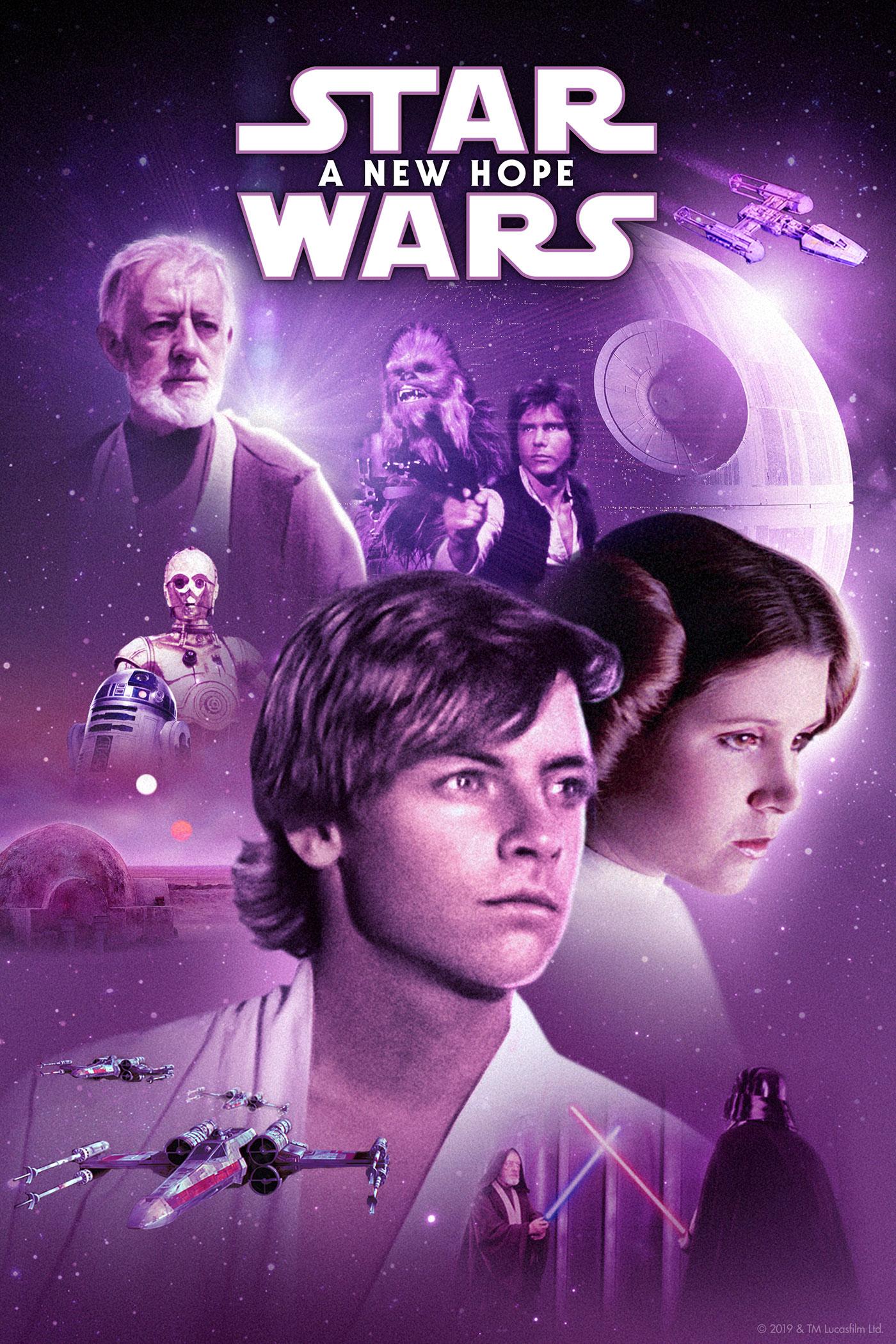 Luke Skywalker and the Supernovel